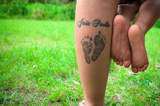 Tatuaggi Dedicati Ai Figli I Più Belli E Creativi Vivitibene