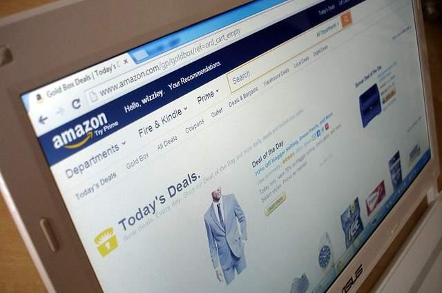 Amazon negozio online