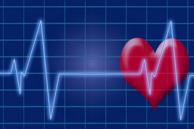 Elettrocardiogramma cuore